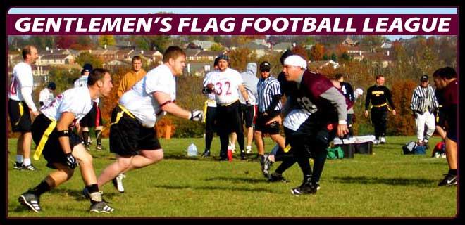 Gentlemen's Flag Football League